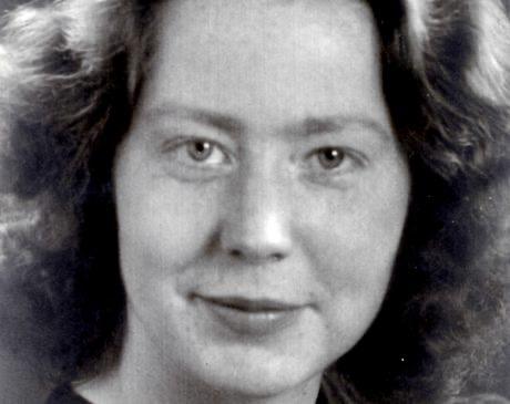 Portretfoto Hannie Schaft